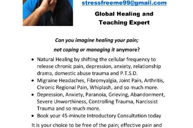 Train to become a Quantum Emotional Healer