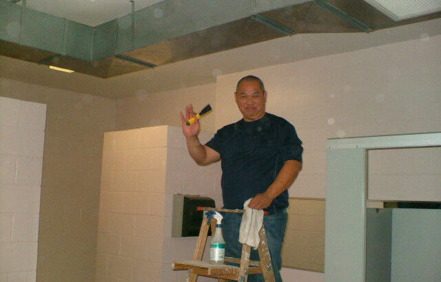 Building Service Worker Certification-Lower mainland area