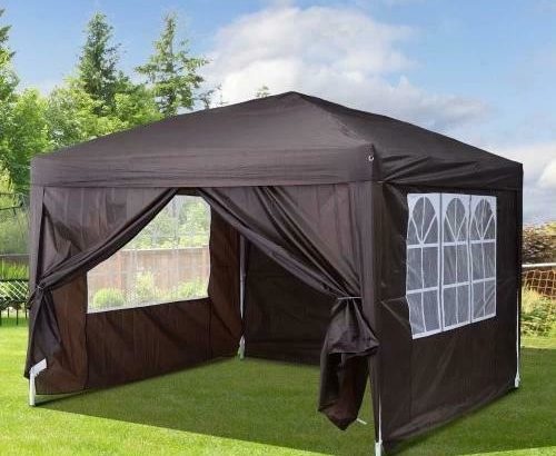 Free Delivery • Pop Up Party Canopy Tent