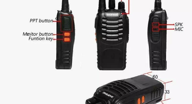 Walkie-Talkie, Easy to Use GUARANTEED SATISFACTION! 16 People at the Same Time, 9 KM Range, 7 Days Battery, BEST VALUE!