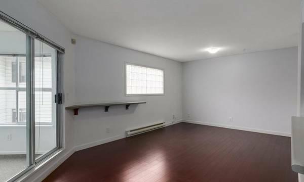 2 Bedroom + Den &underground secured parking Avail now