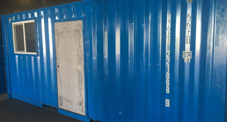 Shipping Container Modification 20′ & 40′ – Home / Storage