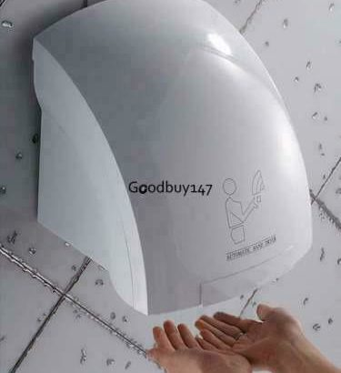 Touch Free Automatic Sensor Hand Dryer Hand-Drying Device Hand Dryer Machine- FREE SHIPPING