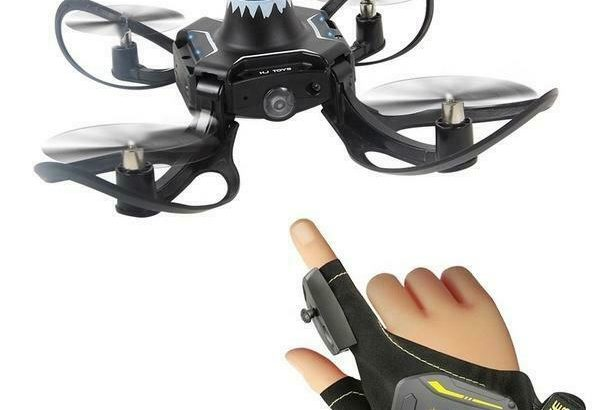Hand Sensor Drone, BEST Summer Toy, GUARANTEED SATISFACTION! Best Gifts for Birthdays, Kids & Suprises!