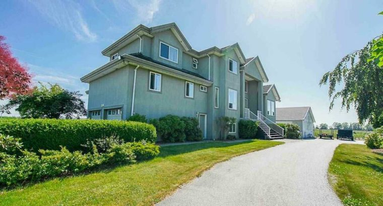 5055 160 STREET Surrey, British Columbia