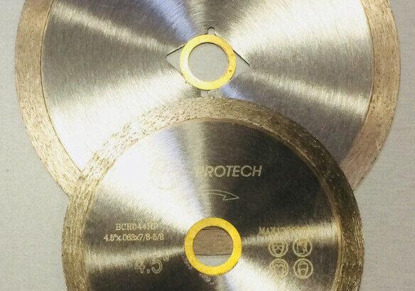 Tile Blade – Protech Diamond Tools