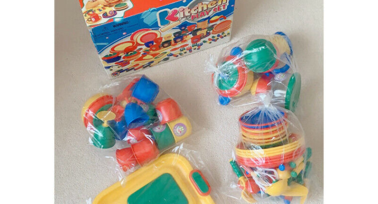 GUC Kitchen Toy Play Set