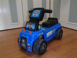 Paw Patrol sit & ride