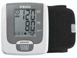 Homedics Auto Wrist Blood Pressure Monitor- NEW IN BOX