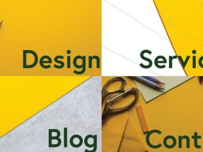 Yellow Dot Design
