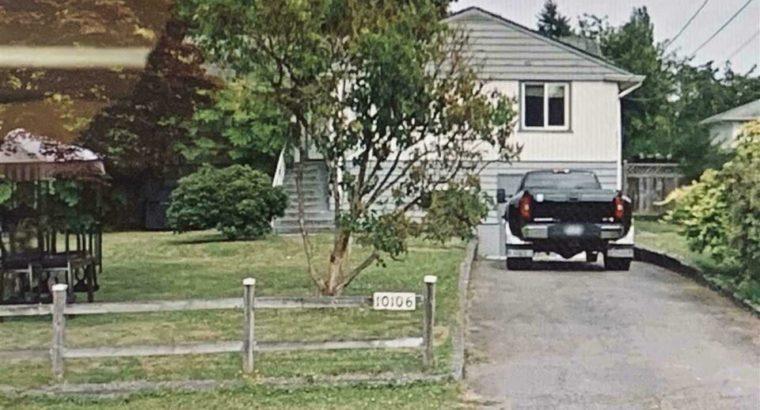 10106 129 STREET Surrey, British Columbia