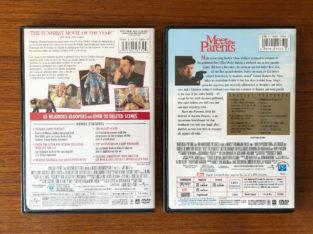2 Movies – Meet the Fockers & Parents Both Widescreen Mint DVD