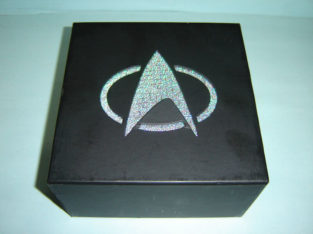 Star Trek VHS Collection $30 Boxed Set 1996 by Paramount Pictur