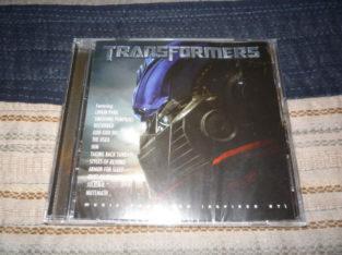 Transformers – CD Soundtracks – BNIB & Sealed
