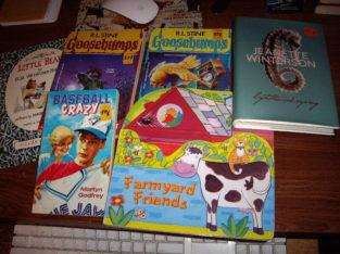 CHILDREN BOOKS – 100