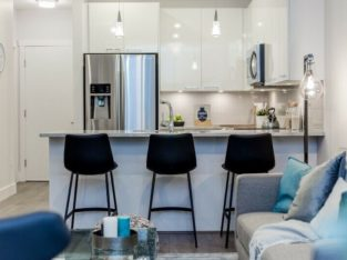 3br – 1118ft – Brand New Condo at Downtown Langley beside KPU