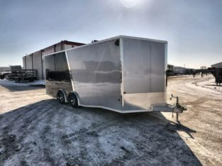 2020 Stealth by Alcom 8.5 x 20 Car Hauler