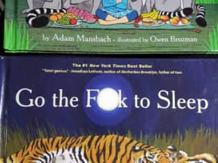 Go the F to Sleep by Adam Mansbach books – mint condition