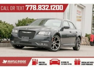 2016 Chrysler 300 300S | RWD Leather
