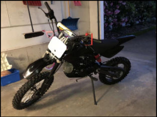 2020 125CC Dirt Bike