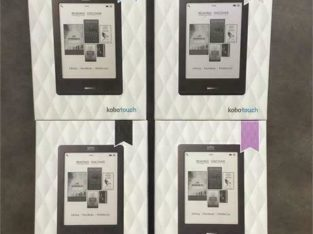 Kobo Touch eReader 905 2GB, WiFi, 6 4 Colors (Refurbished)