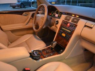 2002 Mercedes E430 W210 4matic