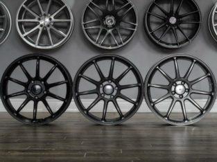SuperSpeed RF03RR Flow Formed Wheels 18 inch 5×112 Sizing VW/AUDI ***WheelsCo**