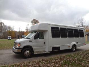 24 Passenger Shuttle Bus (new)