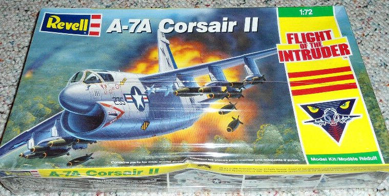 Revell 1/72 A-7 Corsair