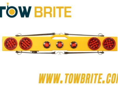TowBrite 48in Wired Tow Lights for Tow Trucks