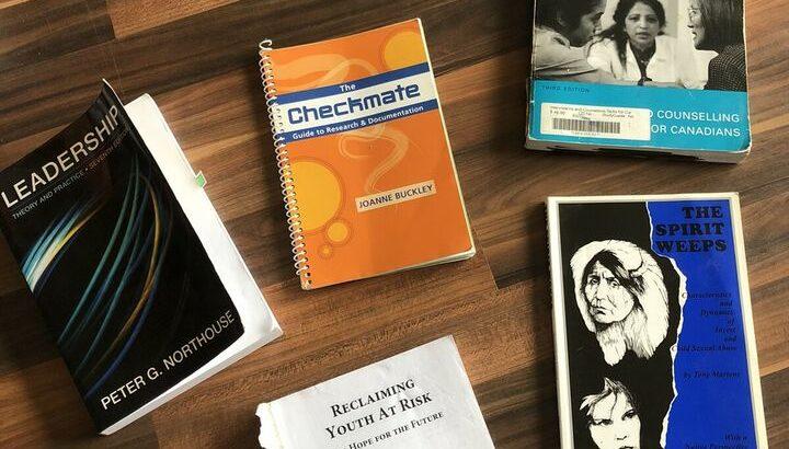 Mount Royal university child studies text books