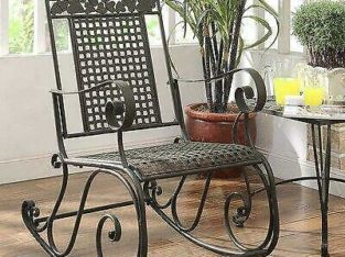 Darby Home Co Pemberville Rocking Chair