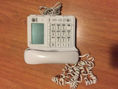 Wired phone