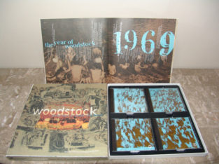 4-CD Woodstock Twenty-Fifth Anniversary Collection Box Set