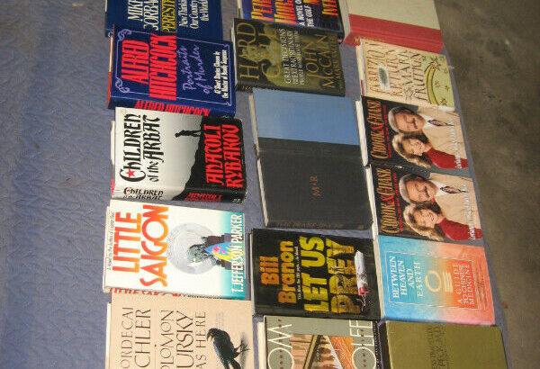 novels books