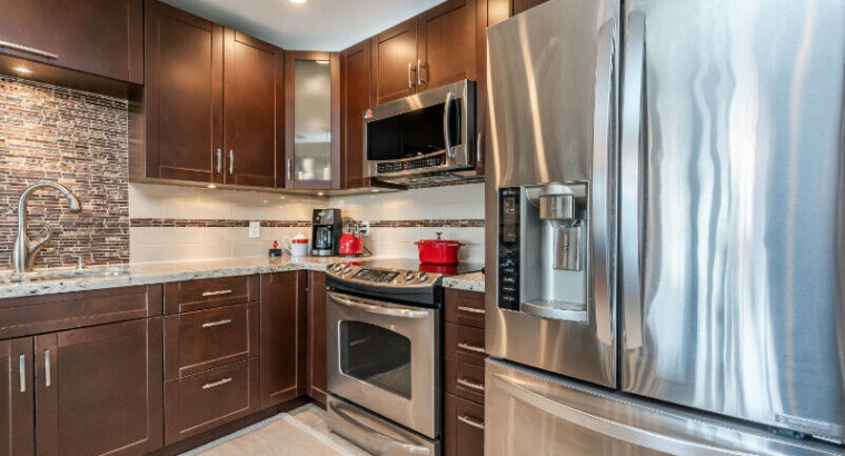 5 Star 2 bedroom + den with partial golf course ownership