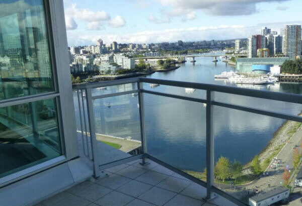 Panoramic Water & Mountain Views plus storage /corner unit