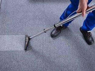 Carpet Cleaning – Quality Service at Reasonable Rates!
