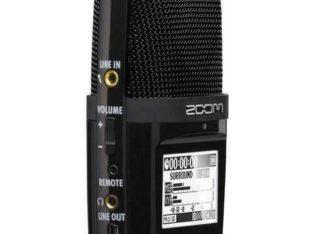ZOOM H2N Handy Recorder – Professional Audio Recorder