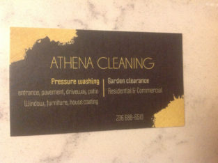 ATHENA HOME & CLEANING