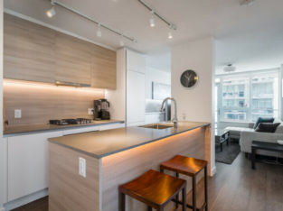 Premium RiverSky by Bosa 2 Bed 1 Bath Condo in Downtown New West