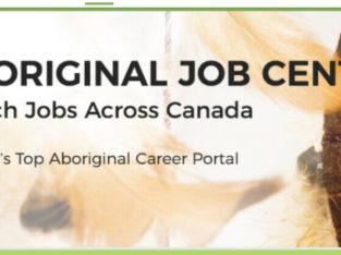 Job Posting on AboriginalJobCentre.ca