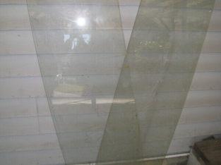 2 Auto Rear Window Glass