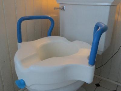 Raised Toilet Seat – medical