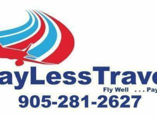Cheapest Air Fares to India or Anywhere in World *Call-905-281-2627*