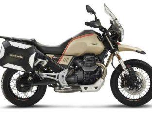 2020 Moto Guzzi V85 TT Adventure Traveler