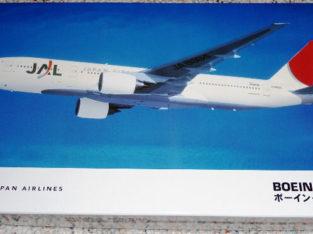 Hasegawa 1/200 Boeing 777-200 JAL