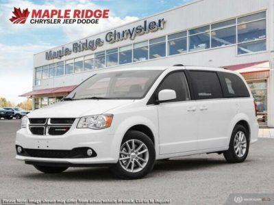 2020 Dodge Grand Caravan Premium Plus – Employee Pricing
