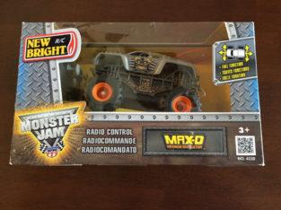 Max D RC Truck