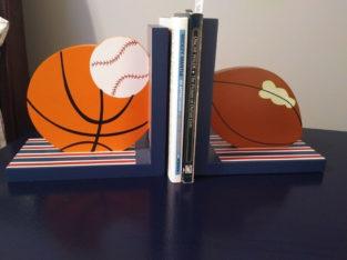 Kids Room Decor – Sports Theme